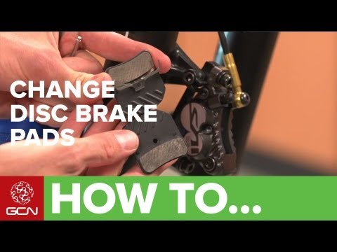 How To Replace Your Disc Brake Pads