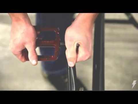 BMX-Dan's Comp How-To Series: Pedal Install