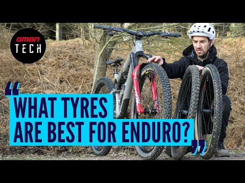 What Tyres Are Best For Enduro? Light & Fast Or Heavy & Strong? | #AskGMBNTech