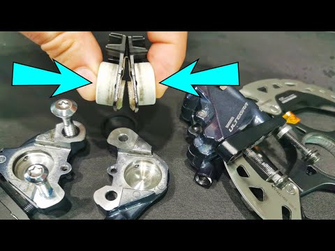 How The Hydraulic Brakes Work On A Bike. Not Only For Newbies.