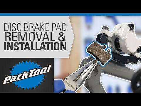 How to Replace Bicycle Disc Brake Pads