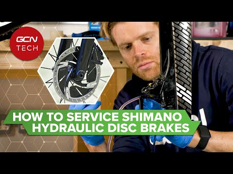 How To Bleed Shimano Road Hydraulic Disc Brakes