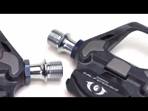 Shimano Ultegra R8000 Pedals Overview