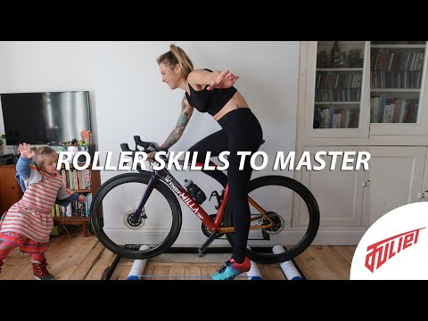 Riding rollers - key skills to master