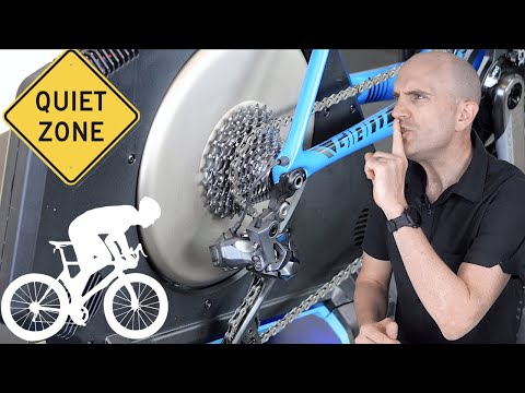 How to Make your Smart Trainer QUIETER! 🚴🤫