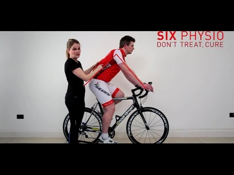 Bike Fit: correct sitting position on the bike