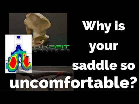 Why is my bike seat so uncomfortable?