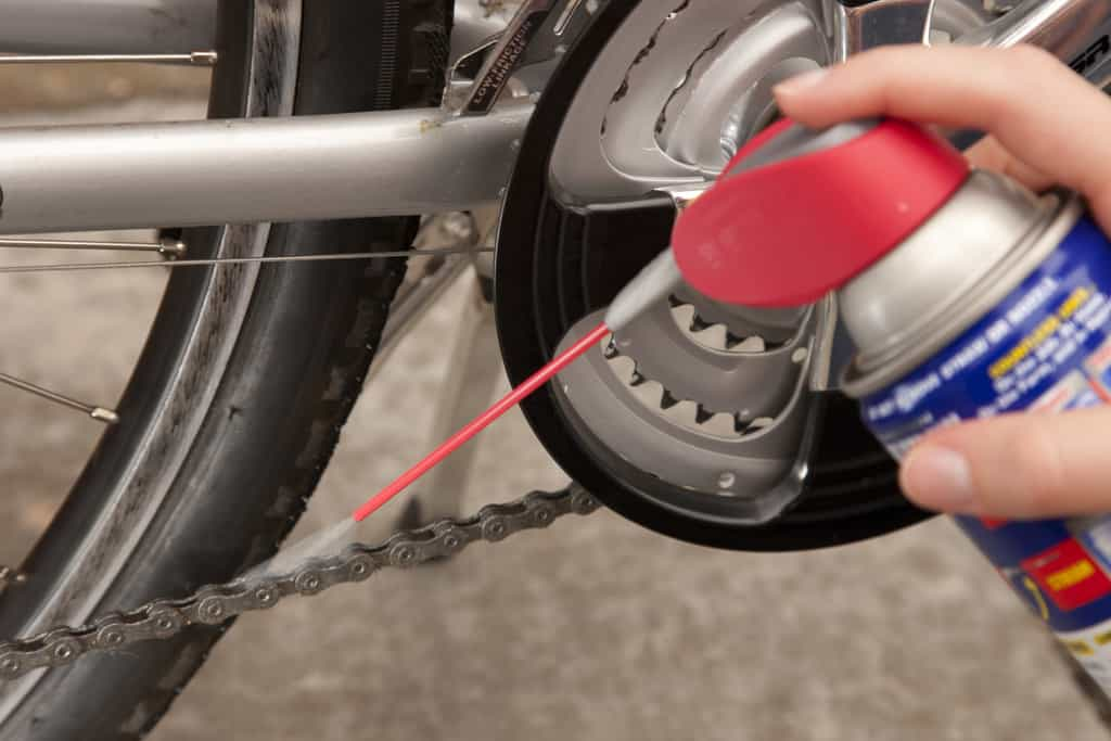 What kind of lube to use on bike chain
