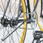 bicycle gears slip fixing