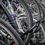 Thin bike tires vs. thick bike tires