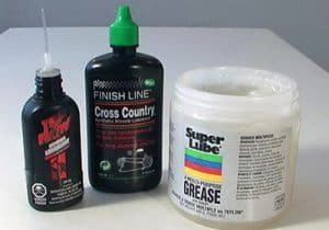 Bike Chain Oils
