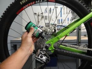 Are bike chain lube alternatives cheap?