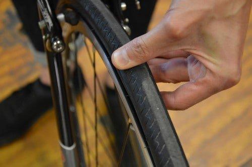 Inspect Bike Tires