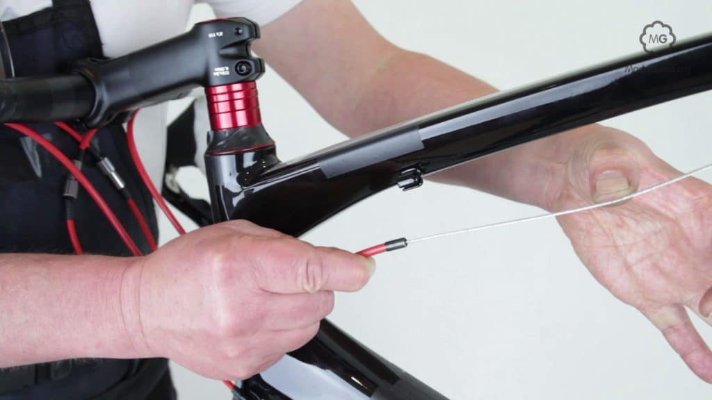 Bike Cable Inspection