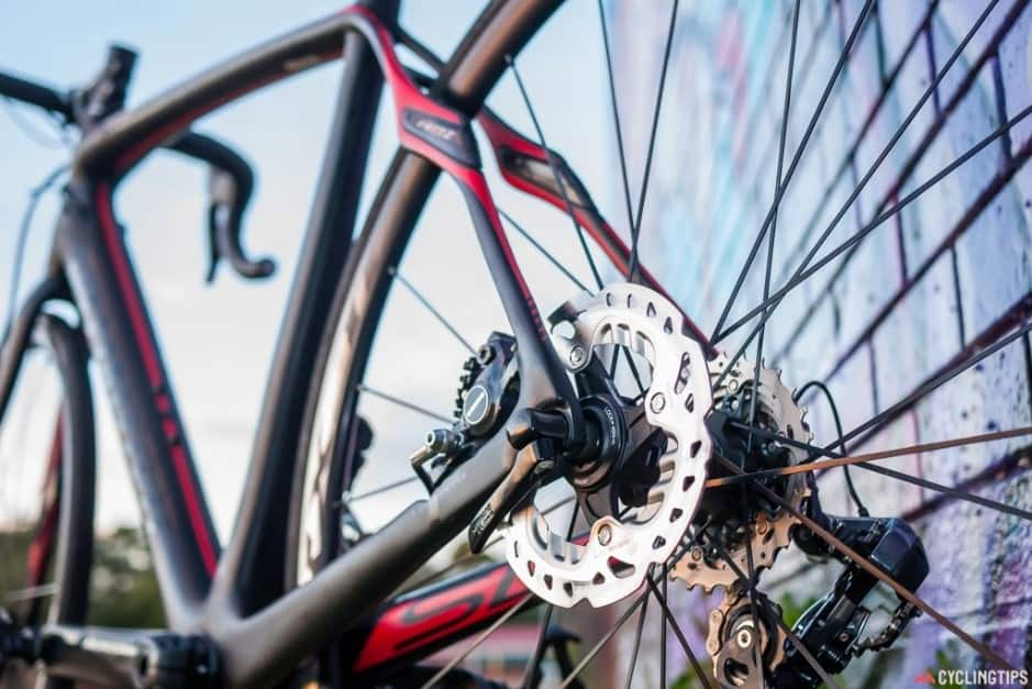Advantages and disadvantages of disc brakes