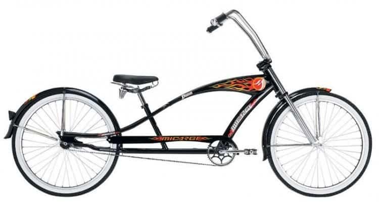 beach cruiser bike