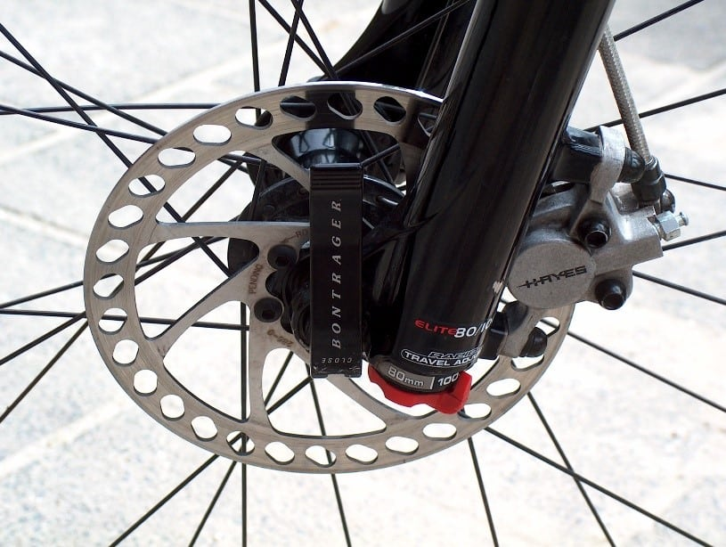 bicycle brake system