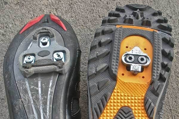 Bicycle, Shoes