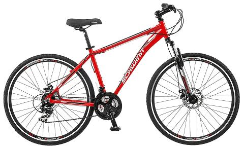Schwinn GTX 2.0 Men's Dual Sport Hybrid Bike