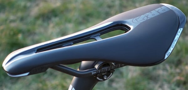 PRO Stealth Saddle for road bike