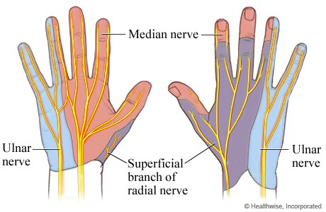 what causes hand numbness?