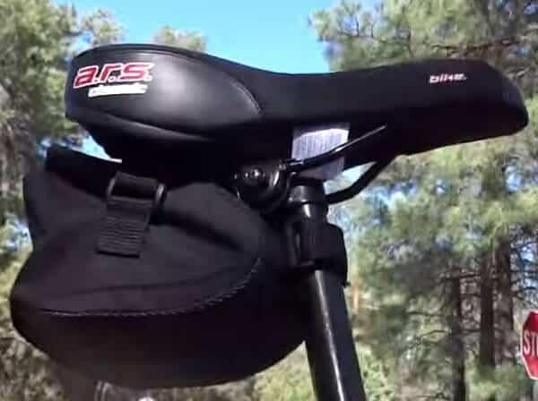 Planet Bike A.R.S Men's Anatomic Saddle