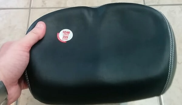 Schwinn Comfort Bike Saddle, Schwinn Noseless Bike Saddle, Schwinn, Noseless Bike Saddle
