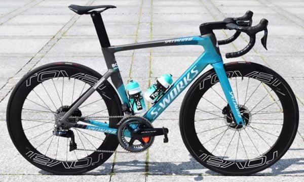 Custom Tour de France Bike