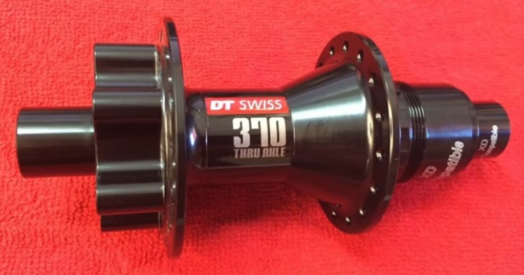 DT Swiss 370 Hub