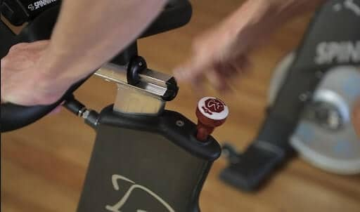 Progression and variability for exercise bike