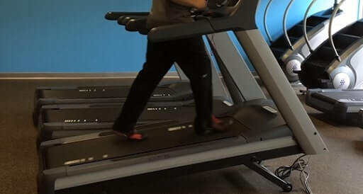 Progression and variability for treadmills
