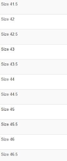 Fizik Terra ARTICA X2 size