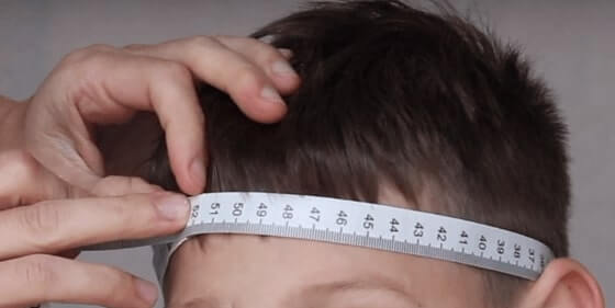 Measuring the Head Circumference