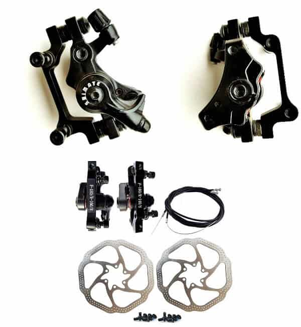 BlueSunshine HS1 Bike Disc Brake Kit 1