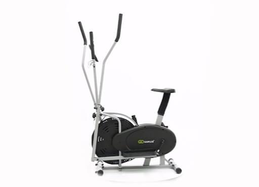 Fan elliptical