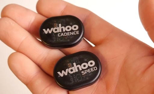 Speed and cadence sensors