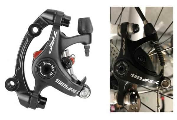 TRP SPYRE-C Mechanical disc brake 1