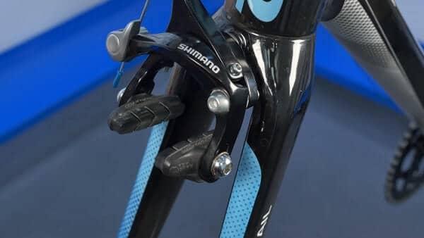 Caliper brake pads