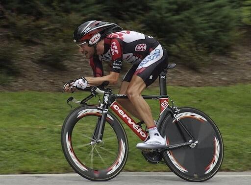 Triathlon or Time-trial Cycling