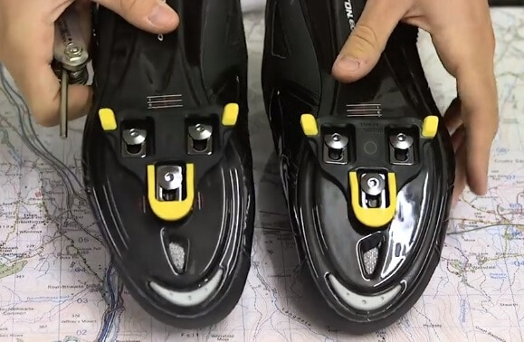 3 hole cleat system