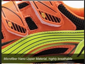 Cycling shoes Upper material