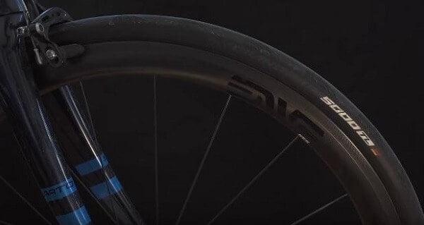 Enve carbon wheels