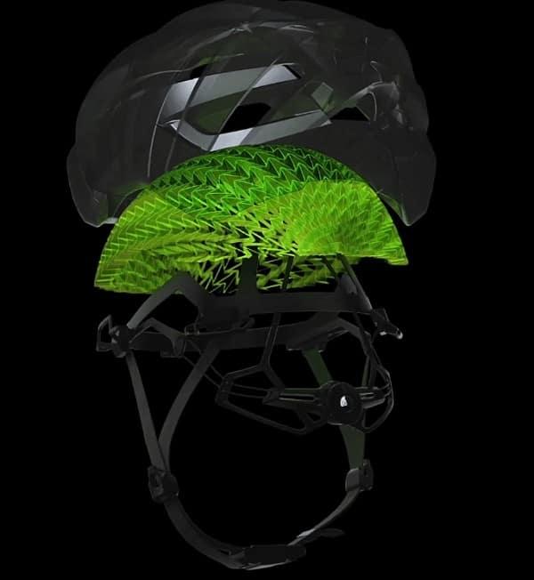 Wavecel helmet technology