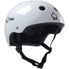 A BMX Helmet