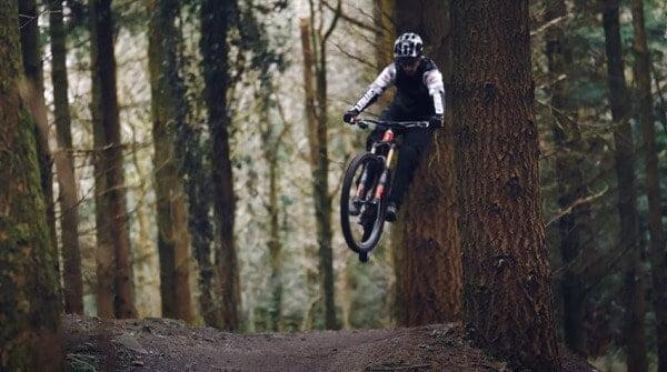 Downhill Mountain Bike Wheel