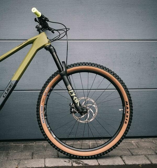 MTB wheel