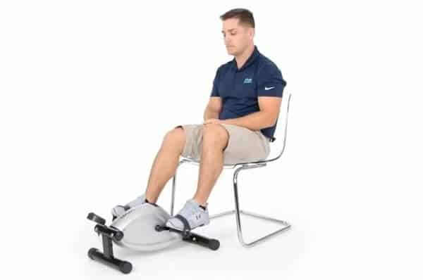 Pedal Exercisers are fairly easy to use