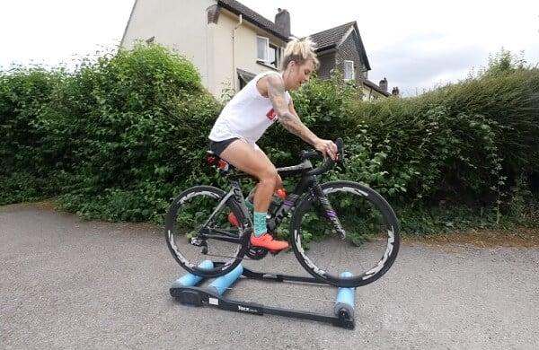 Roller trainer