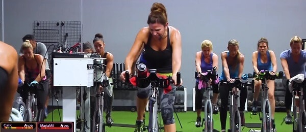 Spinning is an extreme aerobic exercise
