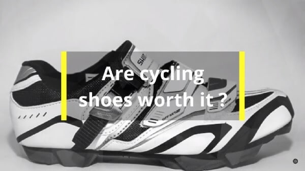 Are cycling shoes worth it (or Necessary), Really?